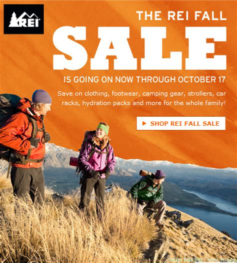 32533 Rei Fall Coupon by Outdoor Gudeals Rei Fall Sale On Now 20 Member Coupon