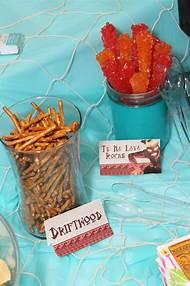 Moana Birthday Party Food Ideas