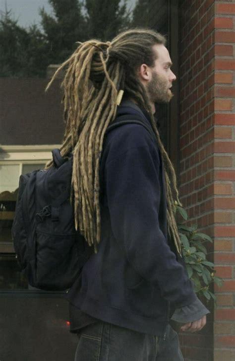 White Guys with Dreadlocks Hairstyles | GuysLongHair.com