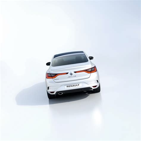 new renault megane sedan new renault megane sedan joins the range carscoops