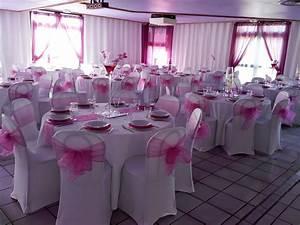 Decoration Salle Mariage Pas Cher : decoration salle de fete pour mariage le mariage ~ Teatrodelosmanantiales.com Idées de Décoration