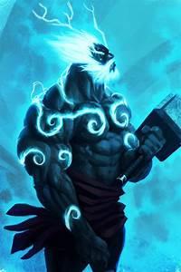 Thor Thursday - 16 by reau on DeviantArt