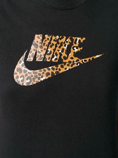 Nike Leopard Shirt Farfetch