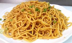 How to Make Plain Lo Mein