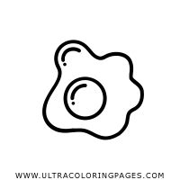 Coloring Fried Eggs by Fried Egg Coloring Pages Ultra Coloring Pages