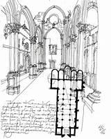 Monastery Drawing Draw Getdrawings Drawings sketch template