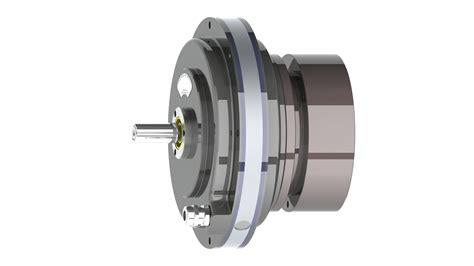Flat Electric Motor by Brushed Pancake Motors