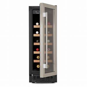 Cda Fwc304ss 30cm Freestanding Under Counter Wine Cooler