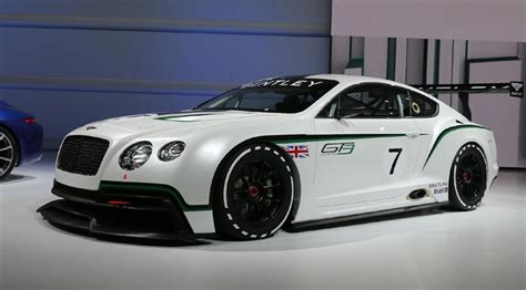 bentley racing bentley returns to racing with continental gt3 2012 by