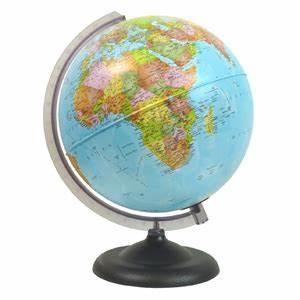 Globe Terrestre Pour Enfant : le monde savant illumin es globe terrestre geographie politique pour enfants ebay ~ Teatrodelosmanantiales.com Idées de Décoration