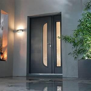 porte alu bel m meilleures idees de decoration With porte d entrée alu avec radiateur salle de bain soufflant mural