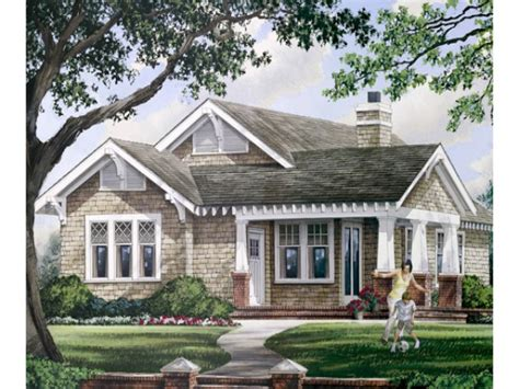 One Story House Plans With Porches Simple One Story Floor