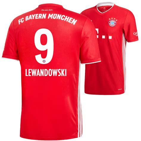 Aktuellen news, interviews, transfergerüchte, ergebnisse, statistiken und mehr! Adidas FC Bayern München Heim Trikot Lewandowski 2020/2021 ...