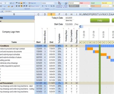 crear un templates con listas de audio construction schedule template for excel download business