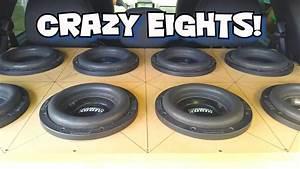 Eight 8 U0026 39  U0026quot  Subs    Not Happy   Termlab Car Audio Spl Scores