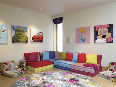 Kids Room Coolest Kid Playroom Decorating Ideas
