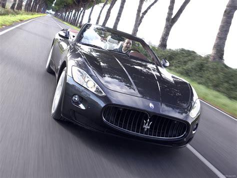 Maserati Grancabrio Photo by Maserati Grancabrio Photos Photogallery With 26 Pics