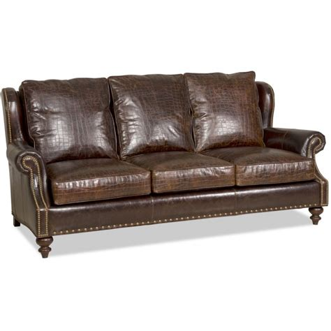 Bradington Richardson Leather Sofa by Bradington Bosworth Stationary Sofa 667 95 8 Way