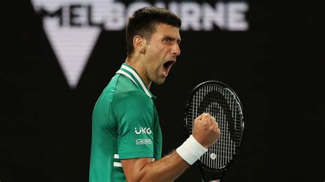 It took willpower to win in four sets after he had boiled over in the third having gone. Australian Open 2021: Regained focus after breaking racket ...