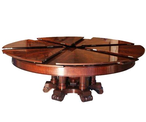 expanding round table plans expandable round dining table plans round table furniture