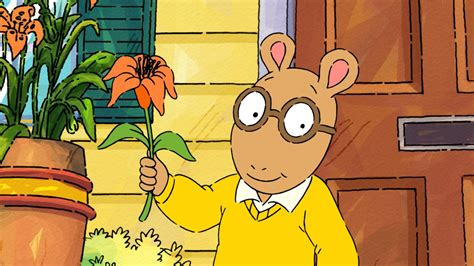date  years  childrens show arthur aired