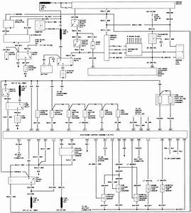 For A 1985 Mustang Engine Wiring Diagram
