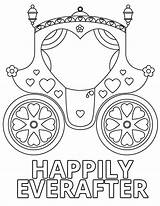 Coloring Pages Table Printable Bride Personalized Activity Groom Activities Carriage Cards sketch template