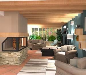 stunning amenager un grand salon pictures design trends With comment meubler son salon 5 amenager un petit salon conseils plans decoration