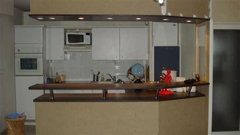 cuisine americaine bar hauteur bar cuisine americaine evtod