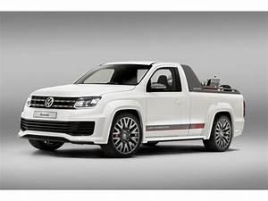 Volkswagen Amarok Power  El Gti De Los Pick