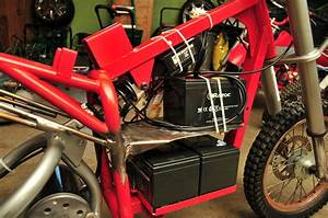 Mx500 Work In Progress    - Pocket Bike Forum