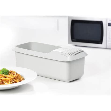 cuisine joseph joseph joseph m cuisine microwave all in one pasta cooker