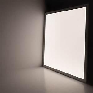 Led panel light lumens w dimable even