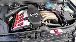 Engine Noise Audi A4 B6 2 0i
