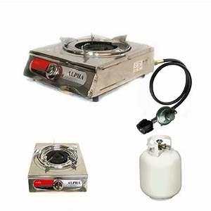 Tanks Regulators Parts: Alpha Portable Propane One Burner ...