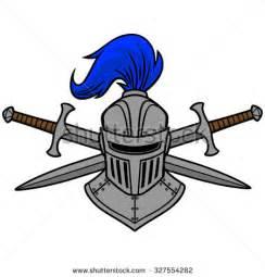 Medieval Knight Helmet Clip Art