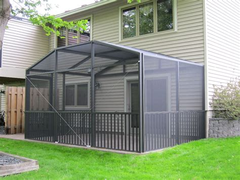 porch and patio minimalist terrace patio outdoor style with north star enclosure screen porch kit and gambrel