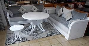 Salon Marocain Blanc : salons marocain royal deco anderlecht bruxelles belgique ~ Nature-et-papiers.com Idées de Décoration