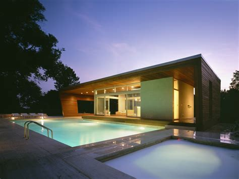 pool house designs outstanding swimming pool house design by hariri hariri architecture digsdigs