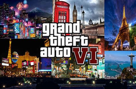 10 Cities We Want To See In Gta 6