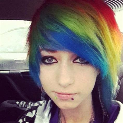 What If I Dyed My Hair Like This After It Grows Back Out