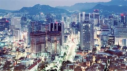 Korea South Seoul Desktop