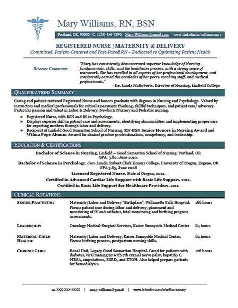 New Grad Nursing Resume Clinical Experience by Clinical Experience On Nursing Resume Search