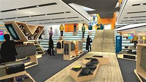 Discovery Expedition retail store concept design