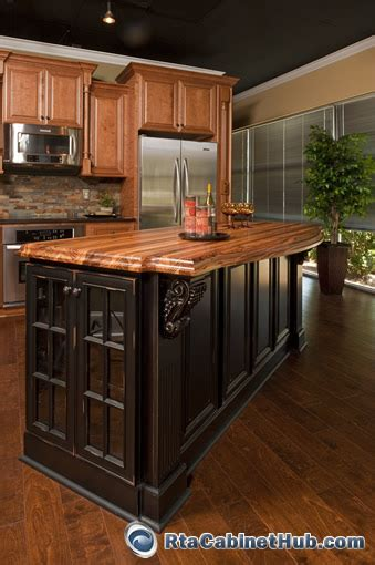 Distressing Kitchen Cabinets by Rta Kitchen Cabinets Distressed Black Rta Cabinet Hub