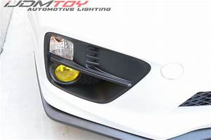 How To Install Switchback Led Drl Fog Bezel On 2015