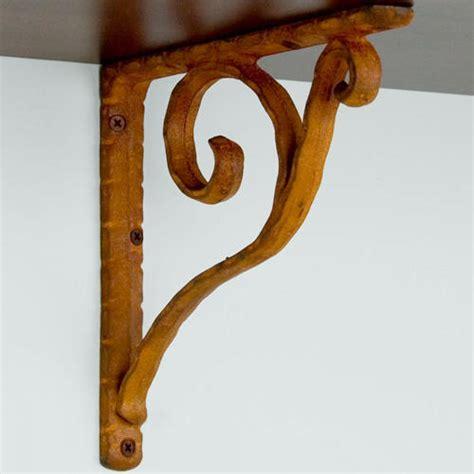 decorative metal shelf brackets decorative metal shelf brackets homesfeed