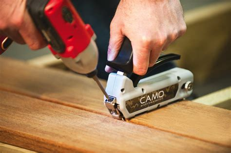 Camo Deck Tool Spacing by Camo Marksman Pro Deck Fastening Tool