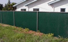 chain fence cover ideas images chain fence