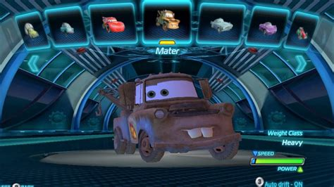 Cars 2 The Game All Characters Pc Hd Youtube